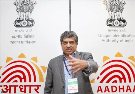 Nandan Nilekani.
