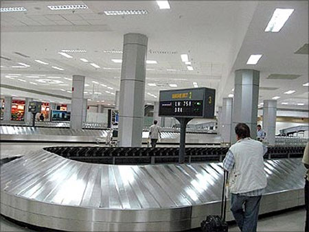 Annadurai International Airport (Chennai).
