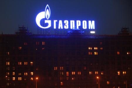 Gazprom.