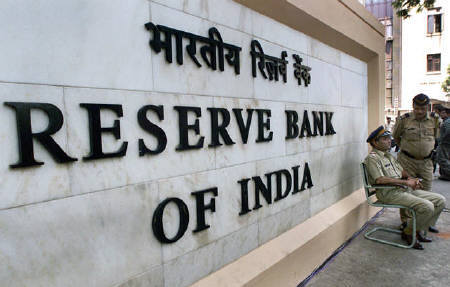 Reserve Bank of India.