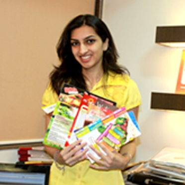 Aditi Talreja of DeliveryChef.in