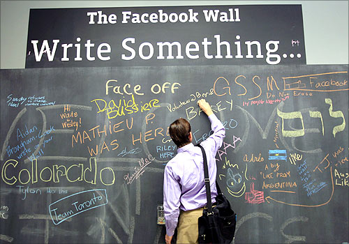 Facebook office.