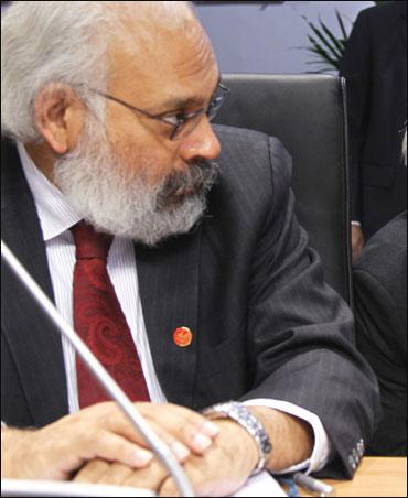 RBI's deputy Governor Subir Gokarn.