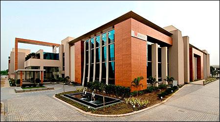 Patni green building, Noida.