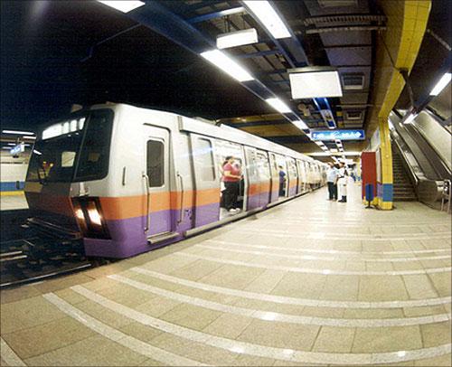 Cairo Metro.