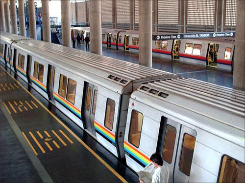 Caracas Metro.
