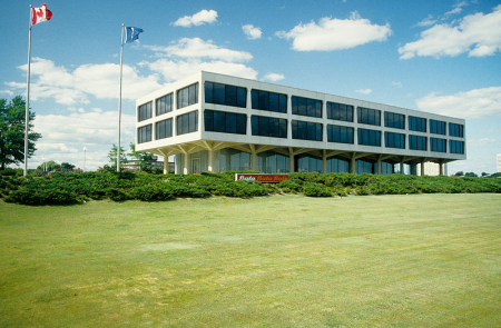 Bata International Centre in Canada.