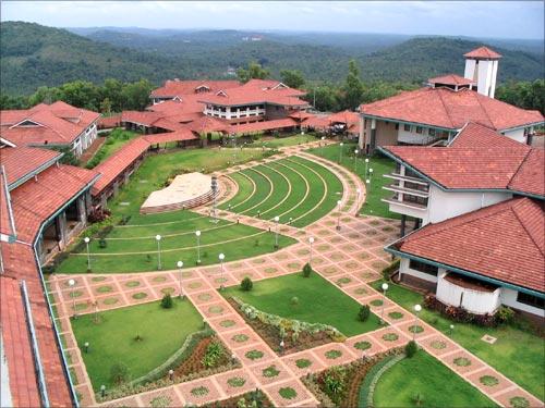 IIM, Kozhikode.