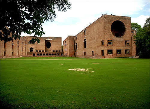 IIM, Ahmedabad.