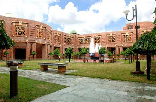 IIM Lucknow.
