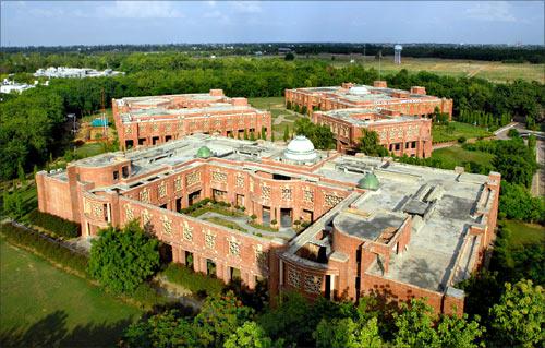 IIM, Lucknow.