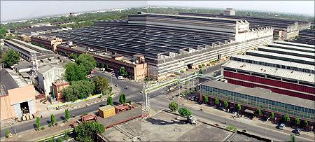 Bharat Heavy Electricals.