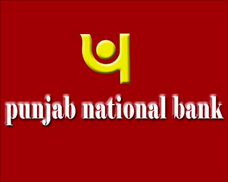 Punjab National Bank logo.