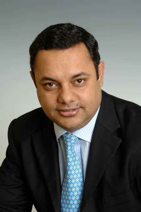Debajit Das, Managing Director, Aggreko Asia.