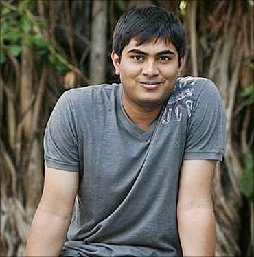 Ankit Fadia, a well-known ethical hacker.