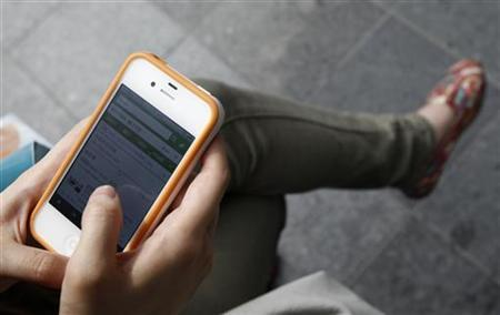 iPhone accounts for 53 per cent of Apple's sales.