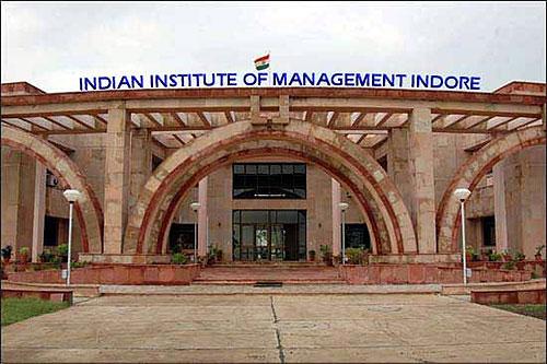 IIM, Indore.