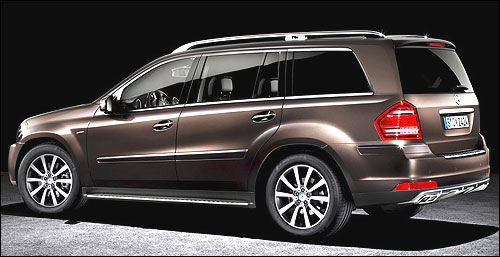 Mercedes GL 'Grand Edition' at Rs 65.50 lakh