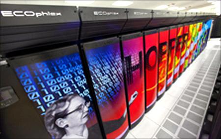 Cray XE6.