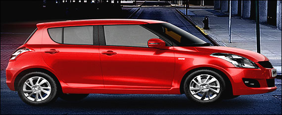 Success story of the amazing Maruti Swift
