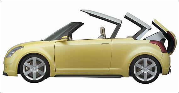 S-2 concept convertible.
