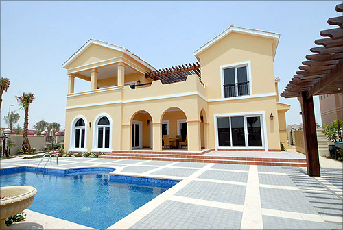 Dubai's real estate sector shines again
