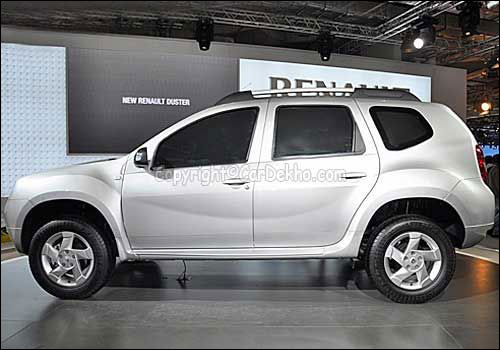 renault duster in india prices features reviews autos post. Black Bedroom Furniture Sets. Home Design Ideas