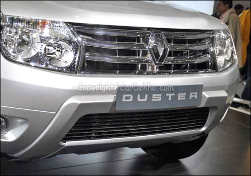 The Rs 7.19 lakh Renault Duster launched