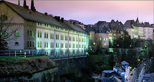 Luxembourg.