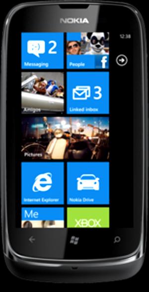 Lumia 600.