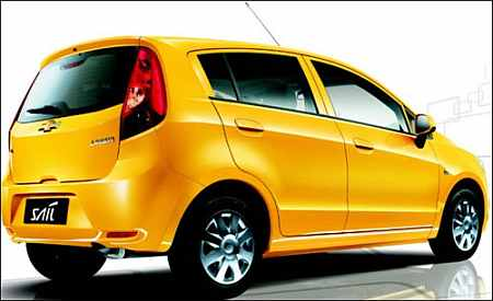 GM sets 'Sail' to beat India blues