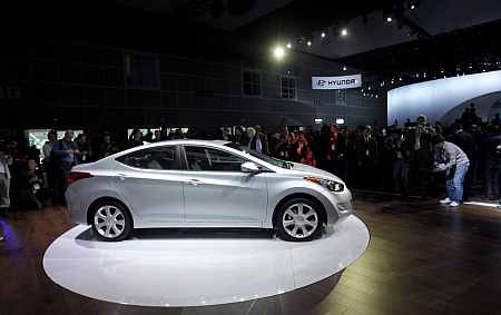 Hyundai Elantra makes a comeback