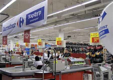 It's exit time: Carrefour India head tells staff