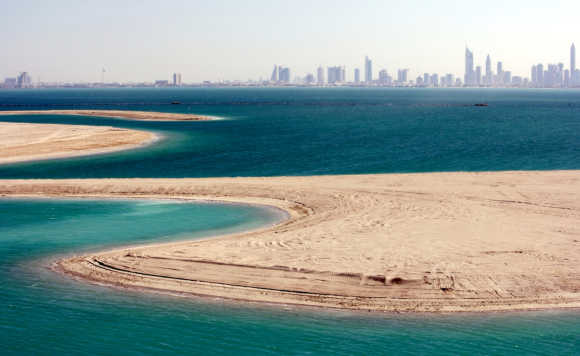 Dubai's The World: A paradise that never was