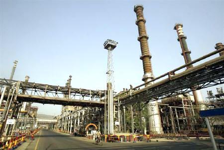 Bharat Petroleum plant.
