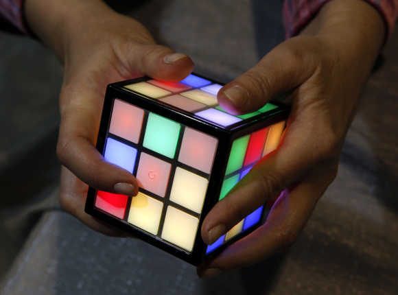 Rubik's Cube.