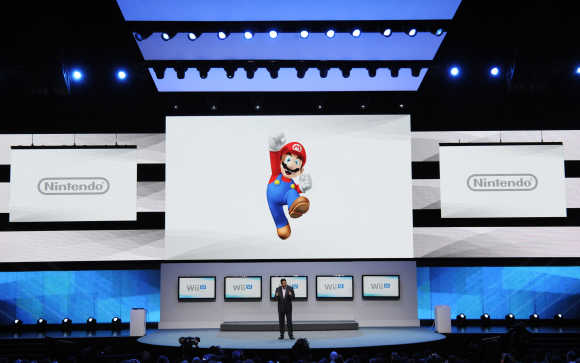 Mario is a very popular video game franchise.