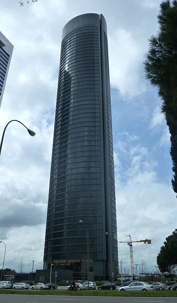 Torre Sacyr Vallehermoso.