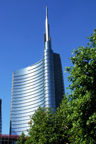 Porta Nuova Garibaldi Tower A.