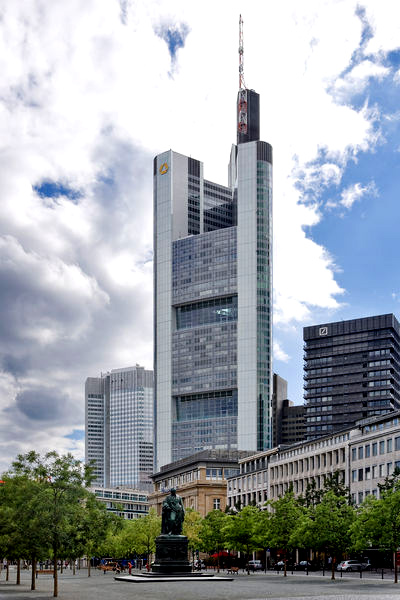 Commerzbank Tower.
