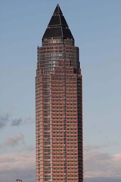 MesseTurm, Frankfurt.