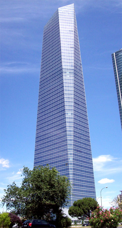 Torre de Cristal.