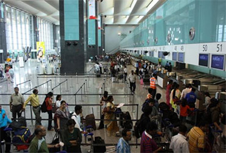 Bengaluru International Airport.