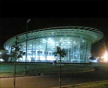 Infosys Campus, Pune.