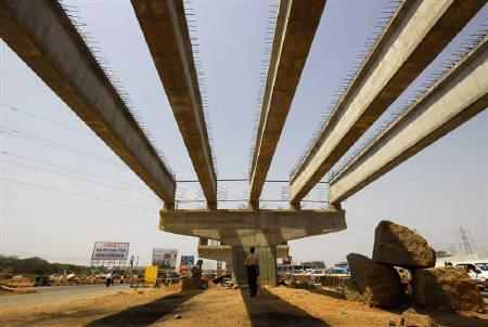 Who will build India's infrastructure?