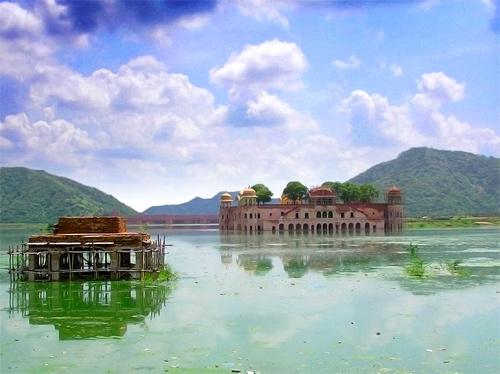 Jal Mahal, Jaipur.