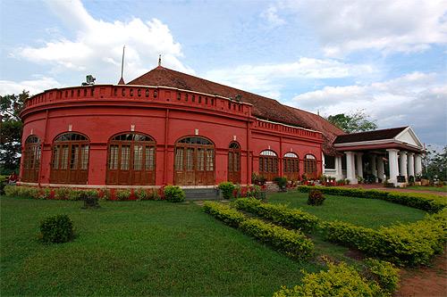Kanakakunnu Palace, Thiruvananthapuram.