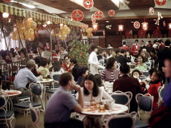 Stunning images of Hong Kong 40 years ago