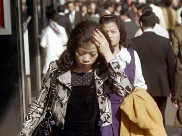 Stunning images of Hong Kong 40 years ago