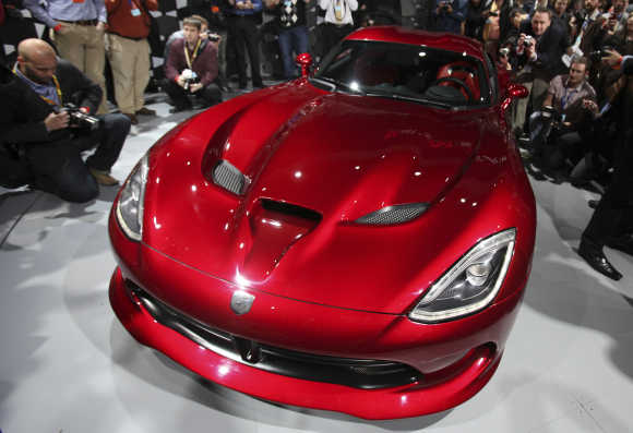 SRT Viper.